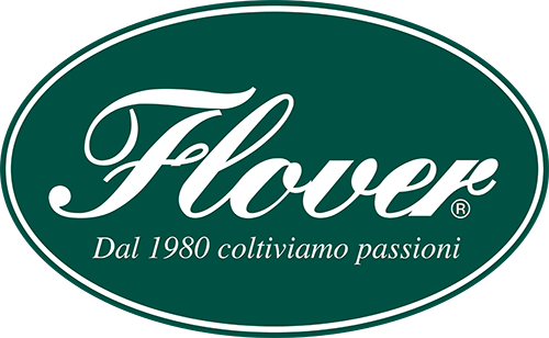 Logo Flover pay off
